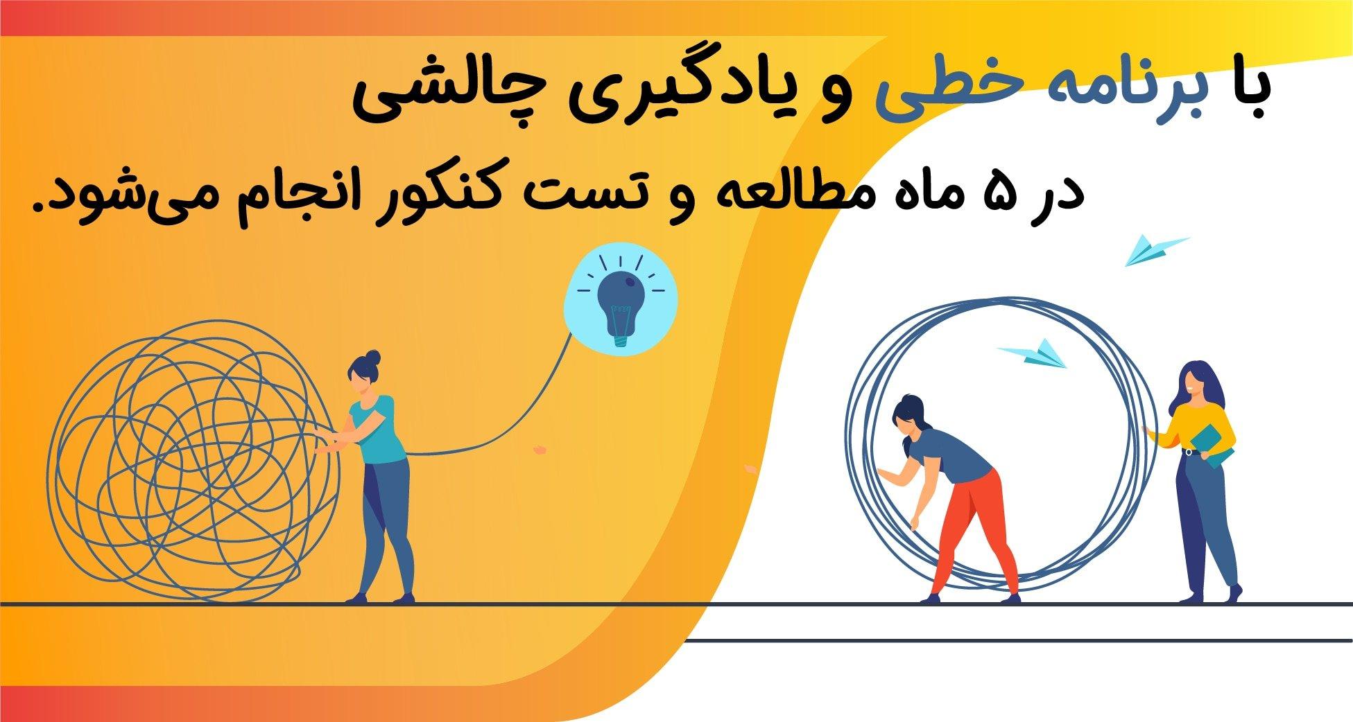 مشاوره کنکور تلفنی